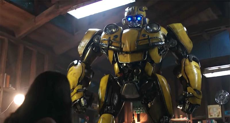 Bumblebee gives Transformers some heart on Amazon Prime