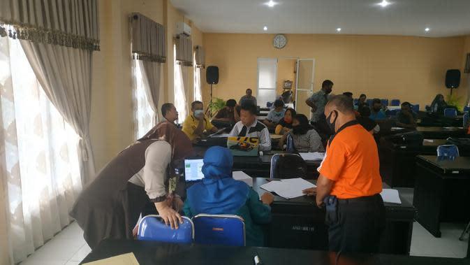 Kementan gelar pelatihan rantai nilai di Sulawesi Tengah (istimewa)