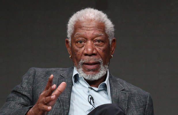 Morgan Freeman Launches Celebrity-Driven Brand Marketing Company