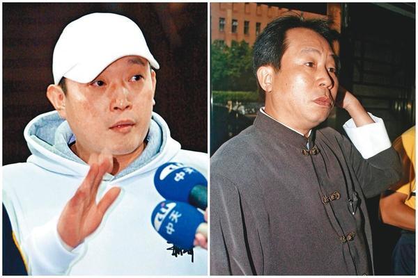 藝人郭桂彬(左圖)遭控利用光碟案向澎恰恰勒索上千萬元,判刑3年;盧靚的叔叔盧照琴(右圖)也因光碟案遭控恐嚇取財,判刑2年4個月。(東方IC)