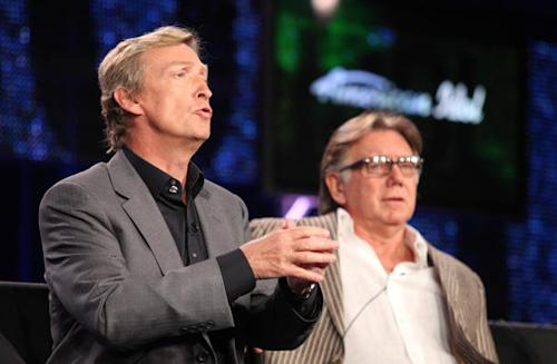 It's Official: 'Idol' Producers Nigel Lythgoe and Ken Warwick Have Been Eliminated