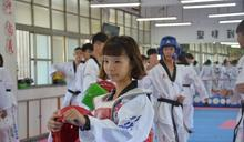 影/彰化跆拳道美少女 踢出世界青少年國手夢