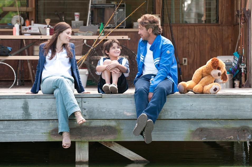 Playing for Keeps, 2012, Jessica Biel, Gerard Butler