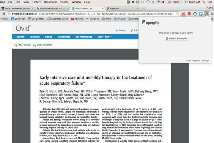 Best Chromebooks apps: Paperpile