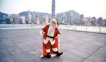 【中環解密】海港城聖誕燈飾移師「海運觀點」