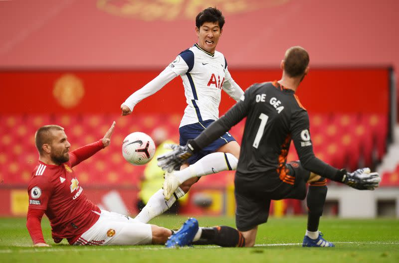 Man United and Liverpool at sixes and sevens