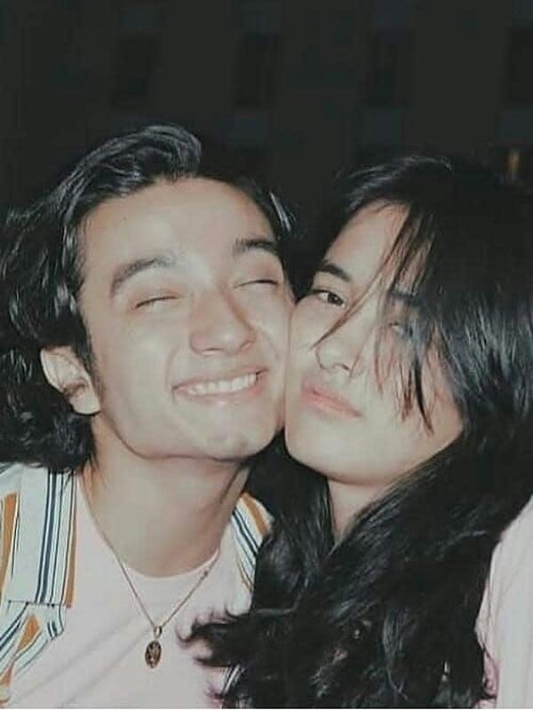 Bryan Domani dan Mawar Eva (Sumber: Instagram/@bryanmawar_ofc)
