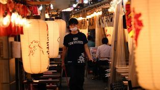 東京奧運:日本單日新增確診病例首次過萬 東京醫療系統瀕臨超負荷