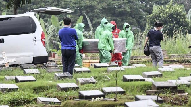 Kasus Positif COVID-19 Pecah Rekor, Terbanyak dari Secapa TNI AD