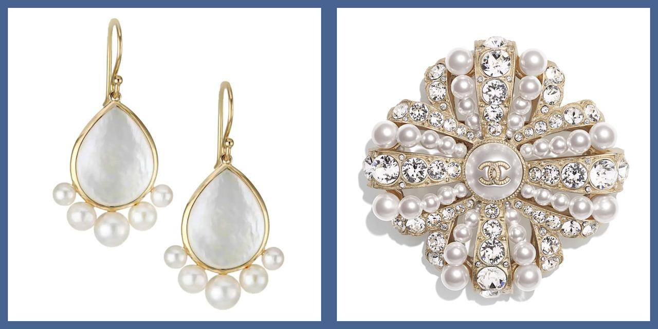 <p>When it comes to birthstones, June babies are especially lucky—instead of the usual one, they get to pick from three: pearls (the only gemstone made by a living creature,) moonstone (a misty stone that the ancient Romans and Greeks associated with deities of the moon,) and alexandrite (a rare, color-shifting stone supposedly named for Russian Czar Alexander II.) All three possess a classical beauty that's sure to appeal to anyone born in June, making jewelry crafted from them an ideal birthday gift for the month. </p><p>Need some help picking out the perfect present? Here a few of our favorite baubles featuring June birthstones. </p>