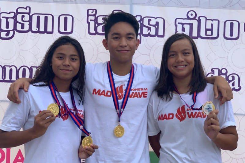 Cabang olahraga yang berpeluang sumbang emas bagi Indonesia hari ini