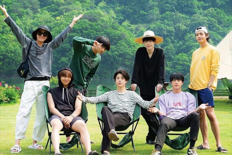 BTS buat kursus Bahasa Korea online untuk mahasiswa di luar negeri