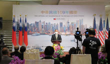 紐約慶雙十 李光章盼台灣參與世衛大會 (圖)