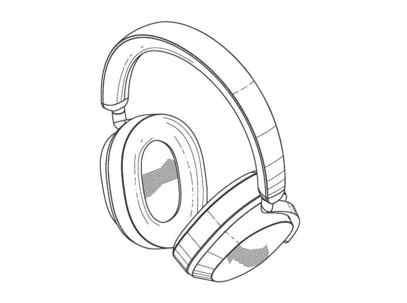 Sonos Wireless Headphones Patent Illustration