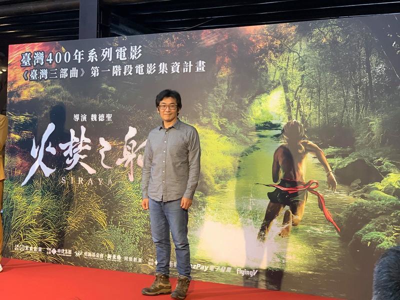 魏德聖想拍出品人是「臺灣人」的電影