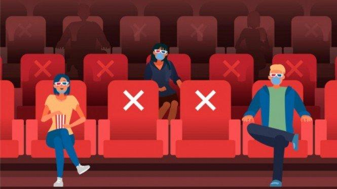 Pro Kontra Rencana Pembukaan Bioskop di Tengah Pandemi Virus Corona