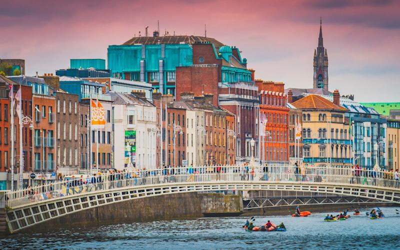 It's likely Dublin will go back under restrictions this weekend - getty