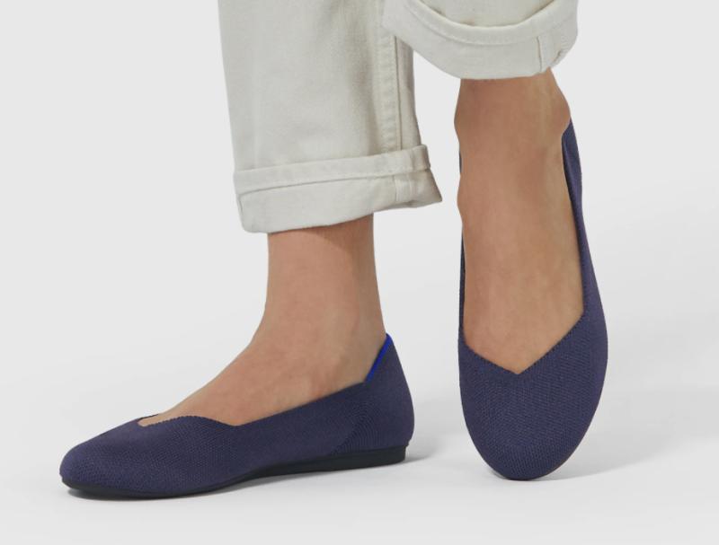 Rothy's Signature Round-Toe Flats