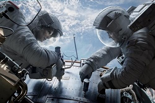 'Gravity' Rockets to Another $36 Million, Stays No. 1 at Overseas Box Office