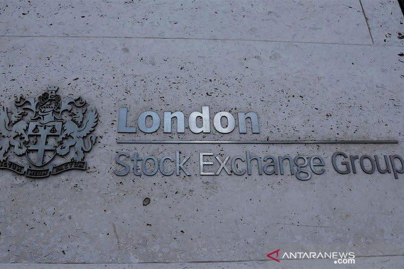 Saham Inggris lanjutkan penguatan, indeks FTSE 100 naik 0,95 persen