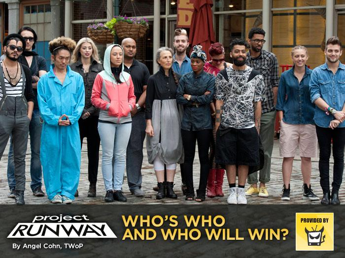 'Project Runway': Who's Who and Who Will Win?