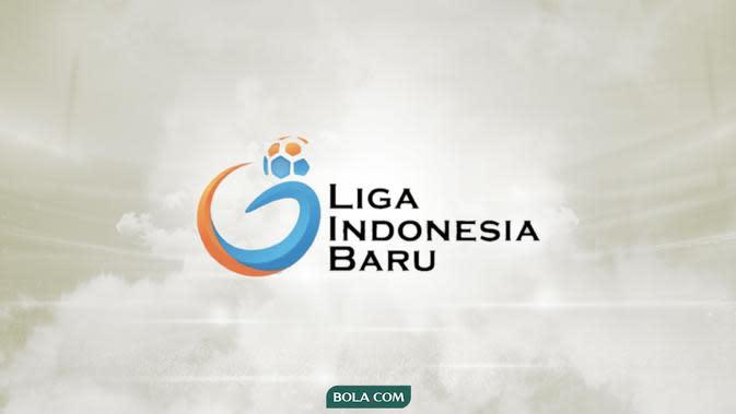 Logo PT Liga Indonesia Baru. (Bola.com/Dody Iryawan)