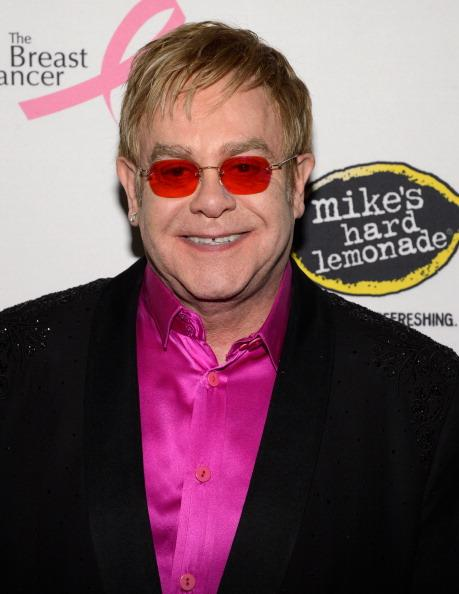 Elton John Threatened With Anti-Gay Protests in Russia