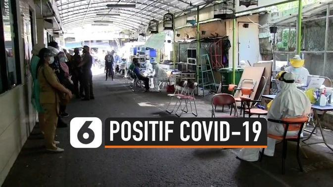VIDEO: Lurah Kebon Kelapa Positif Covid-19 Layanan Satu Pintu Dihentikan