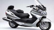 2011 Suzuki Burgman AN650