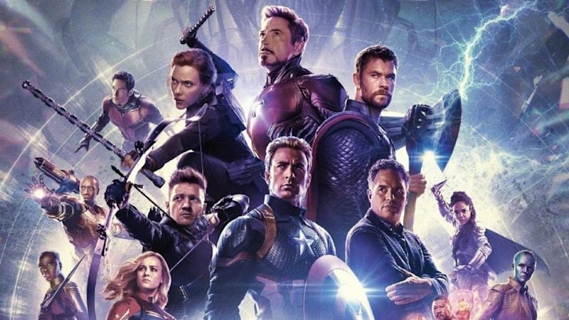 'Avengers: Endgame'. (Credit: Disney/Marvel)