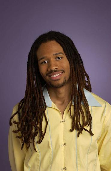 "Anwar Robinson from Newark, NJ is one of the contestants on Season 4 of ""American Idol."""