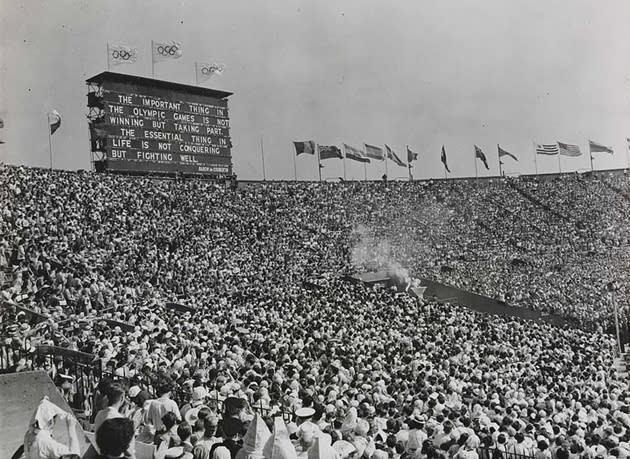 July 29: London brings Olympics back in 1948