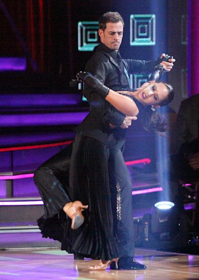William Levy and Cheryl Burke (5/14/12)