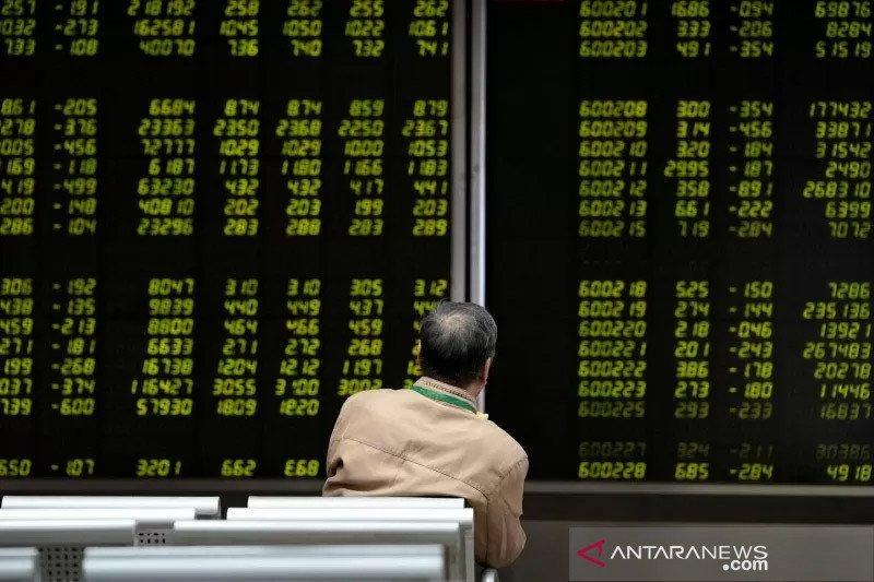 Saham China dibuka lebih tinggi setelah sehari sebelumnya jatuh