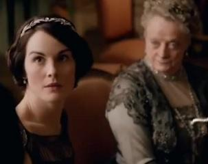 Downton Abbey Season 4 First Look: Meet Mary's New Suitors — Plus: Tears, Dancing and Kissing!