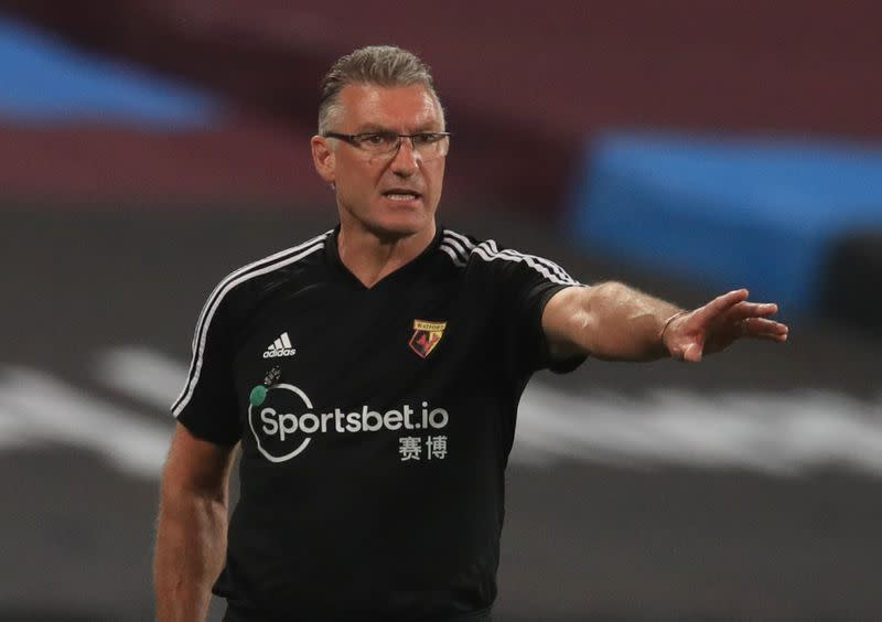 Pearson leaves Watford with two games to play