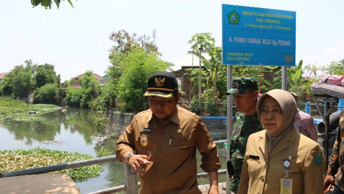 Sidoarjo Gandeng Kemenlu Bangun Taman ASEAN