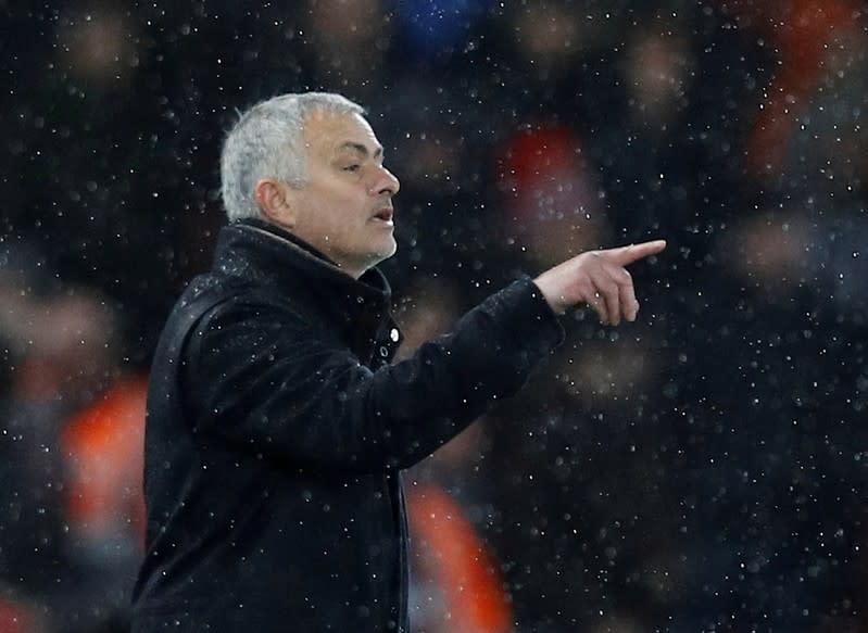 Mourinho aiming to take Spurs and Kane to the next level