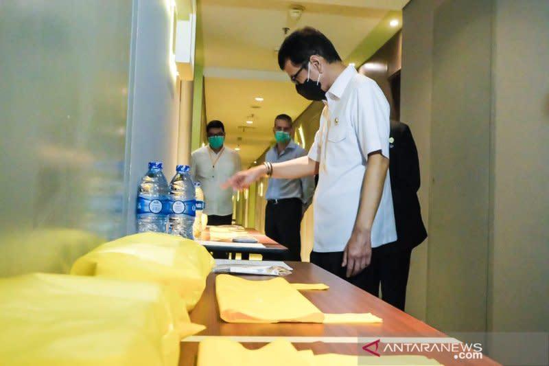 Menparekraf pastikan hotel siap layani isolasi pasien tanpa gejala