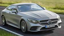 2018 M-Benz S-Class Coupe