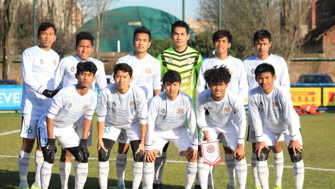 Liga 1: Jebolan Garuda Select Siap Bersaing dengan Pemain Senior Persib Bandung