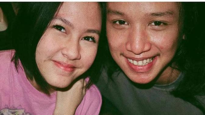 Kekompakan Kyla dan Ray yang bikin baper netizen. (Sumber: Instagram/@zaradhst)