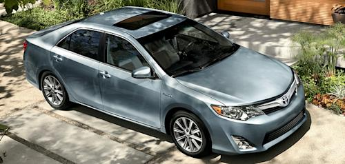 Toyota Camry: Mr. Dependable