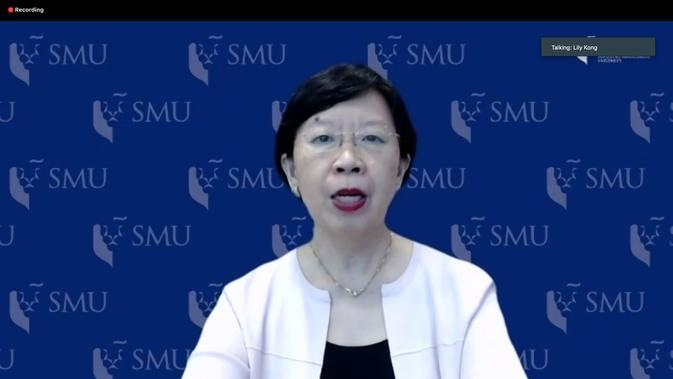 Lily Kong, President Singapore Management University (SMU).