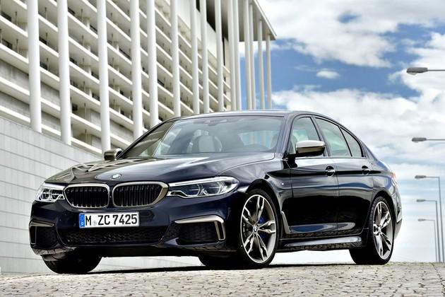 突破M5「4.2秒」極限,新一代「最速」王者BMW M550i xDrive北美報價出爐,約新台幣「236萬」元起!