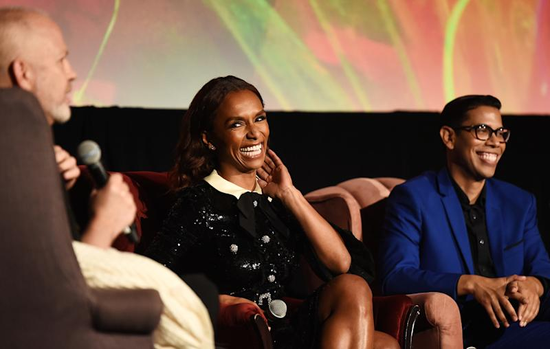 Janet Mock attends the FYC Event for FX'x