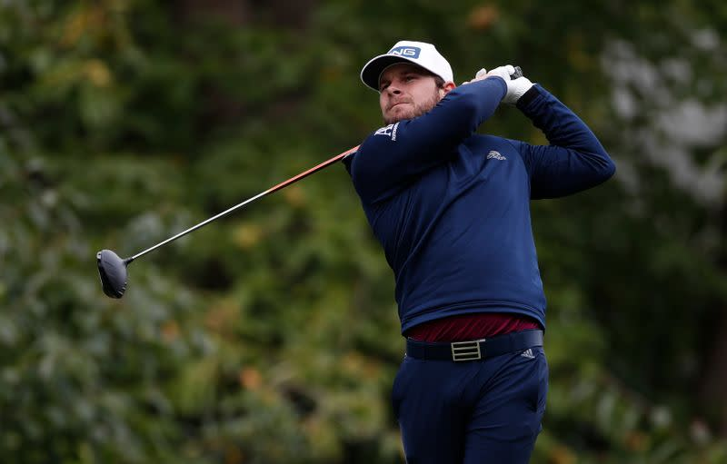 Golf: Hatton holds off Perez to claim victory at BMW PGA Championship