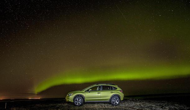 2014 Subaru XV Crosstrek Hybrid, the Iceland experience: Motoramic Drives