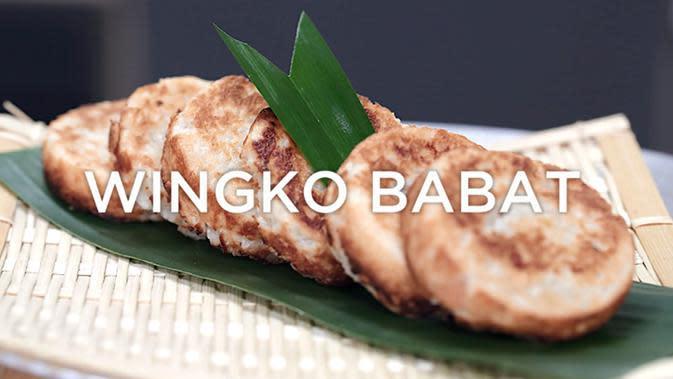 Wingko Babat (dok. Vidio.com/Masak.tv)