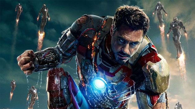 Tony Stark's Unusual Weapon in New 'Iron Man 3′ Clip